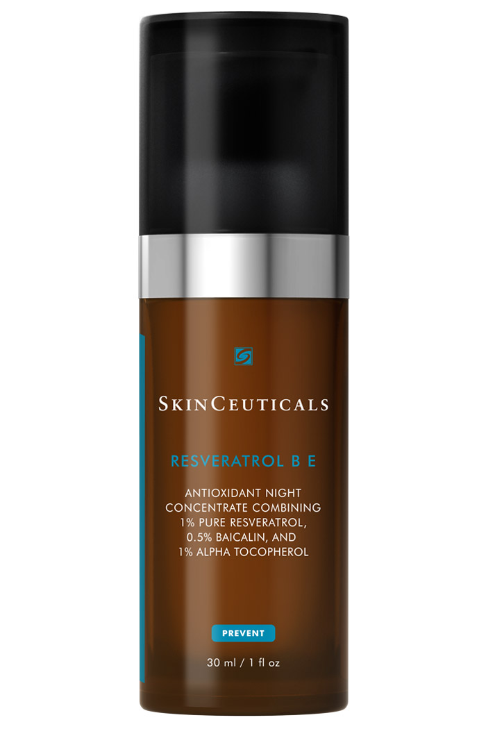 Antioxidant night concentrate to help repair and prevent accumulated damage